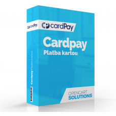 Cardpay - Platba kartou| OC2.x