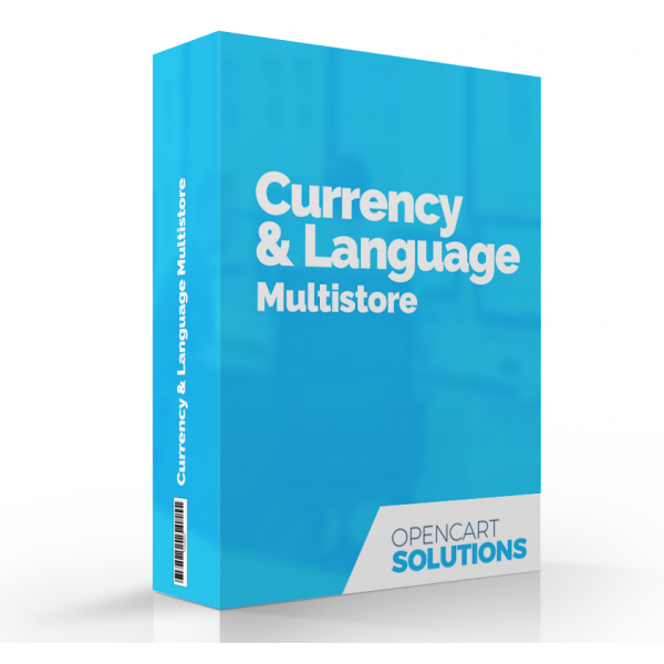 Currency & Language Multistore |OC2.x