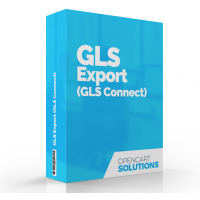 GLS Export (GLS Connect) Export | OC2.x