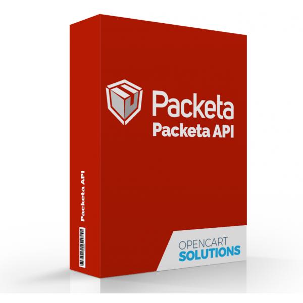 Packeta API 3.x (Zásielkovňa.sk, Zásilkovna.cz)