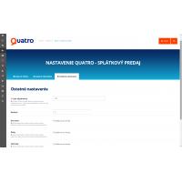 Quatro - Splátkový Predaj| OC2.3 - OC3.x